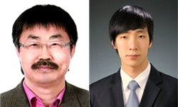 Professor Young Hee LEE and Researcher Seok Joon YUN
